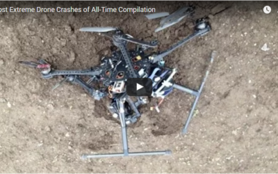 Most Extreme Drone Crashes
